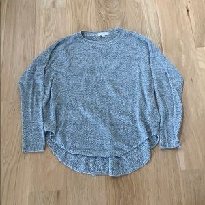 Sweaters - Cute grey knit sweater